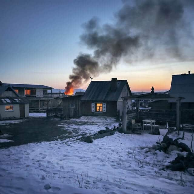 שיקום בית לאחר שריפה אדלר איטום